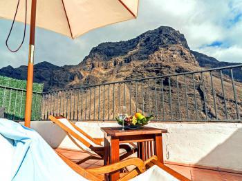 Strandnahes Ferienhaus - Urlaub auf La Gomera