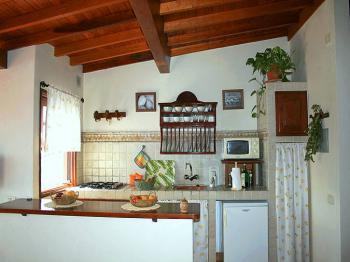 Küche (oben)