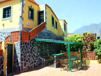 Ferienwohnung für 4 Personen in Hermigua