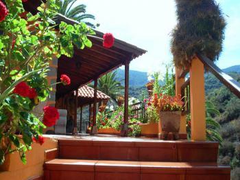 Ferienhaus nahe Vallehermoso