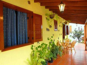 Ferienhaus für 3 Personen in Hermigua