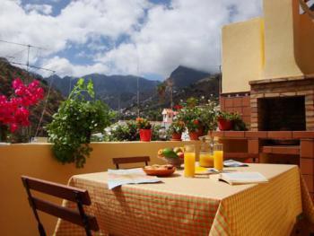 Finca Hermigua auf La Gomera