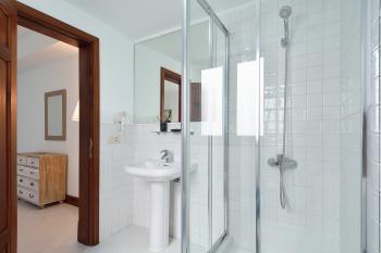 ...Duschbad en Suite