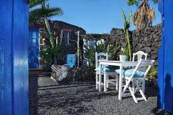 Kanarische Finca mit privatem Garten