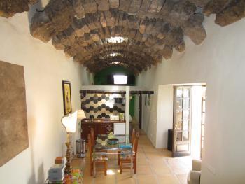 Wohnbereich - Blickrichtung Wohnküche