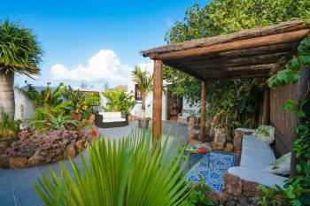Garten-Apartment in Guatiza