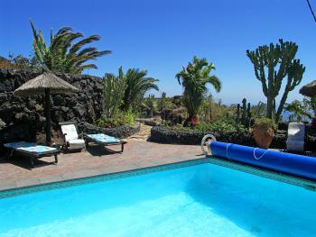 Komfortable Finca mit Internet und Pool