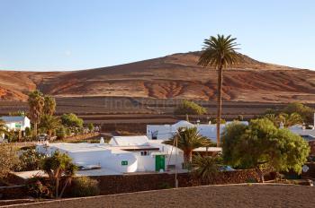 Kanarisches Ferienhaus in Los Valles