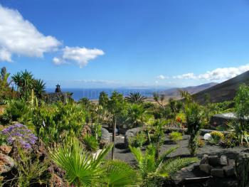 Lanzarote Urlaub - Ruhe und Meerblick