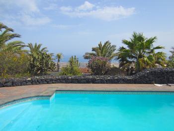Lanzarote kleine Ferienwohnung mit Pool