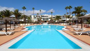 Ferienwohnung mit Pool in Costa Teguise