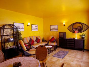 Wohnzimmer Apartment  Cana