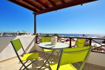 Apartment mit Meerblick in Puerto del Carmen