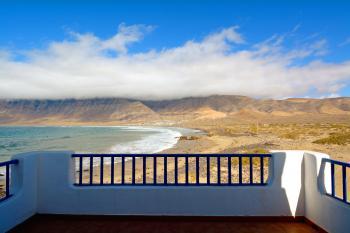 Lanzarote Strandurlaub - Playa de Famara