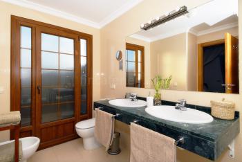 Bad en Suite (Obergeschoss)