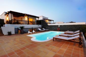 Moderne Villa in Playa Blanca
