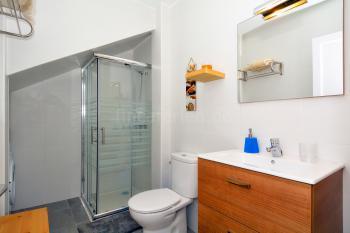 Duschbad - Waschmachine