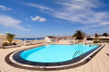 Apartment mit Pool in Puerto del Carmen