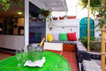 Apartment für Strandurlaub Lanzarote