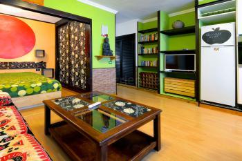 Apartment mit Sat-TV und Internet W-LAN