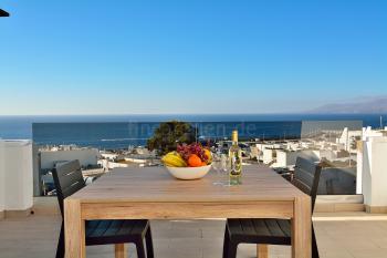 Strandurlaub im Apartment mit Meerblick