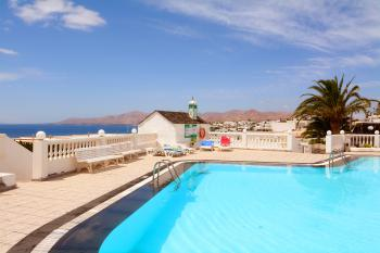 Apartment mit Pool - Puerto del Carmen