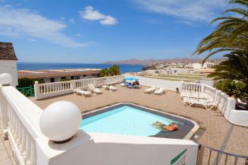 Apartment mit Pool - Puerto del Carmen
