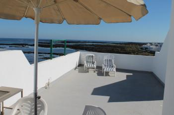 Apartment mit Meerblick am Atlantik