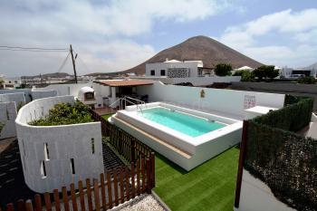 Kanarische Finca mit Pool für 6 Personen
