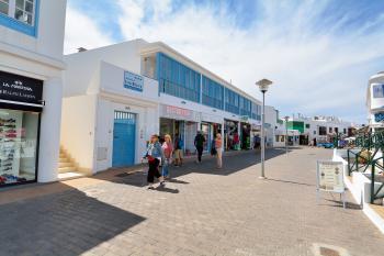 Fußgängerzone - Playa Blanca