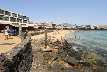 Promenade Playa Blanca - Strandurlaub Lanzarote