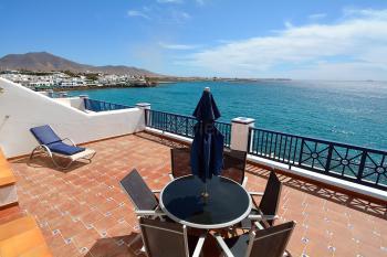 Strandnahe Ferienwohnung in Playa Blanca