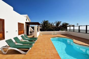 Ferienhaus für 4 Personen in Playa Blanca