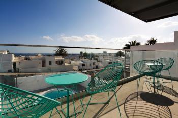 Ferienhaus mit Meerblick und Klimaanlage