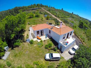 La Palma Ferienhaus im Grünen