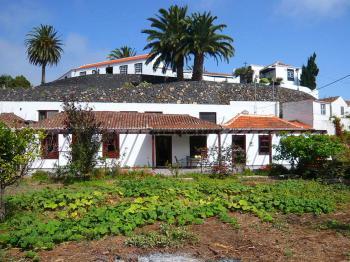 Traditionelles Ferienhaus in Puntallana