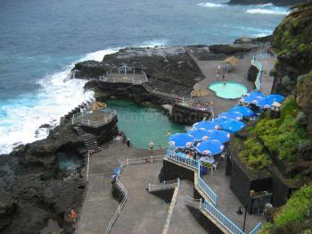 Meerwasserschwimmbad Charco Azul