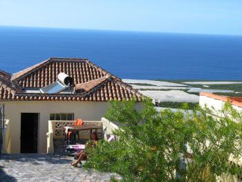Ferienhaus für 5 Personen mit Meerblick