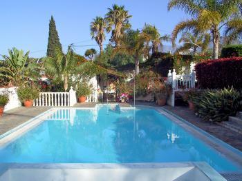 Kleine Ferienanlage auf La Palma