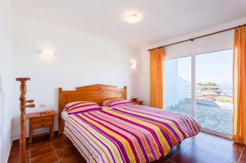 Schlafzimmer (Wohnbeispiel)