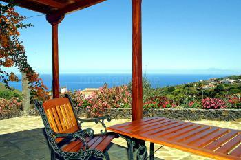 La Palma Urlaub im Landhaus mit Meerblick