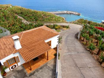 La Palma privates Ferienhaus am Meer