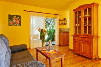 Wohnzimmer - Apartment