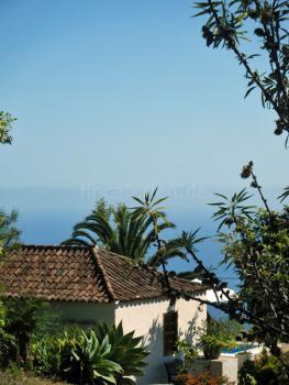 Finca mit Meerblick La Palma