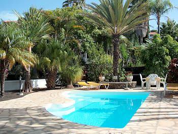 Urlaub am Pool