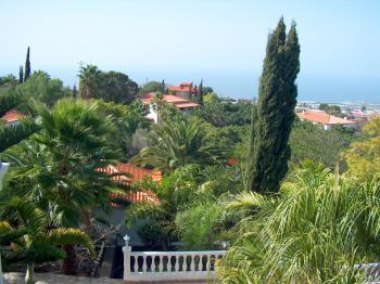 Ferienanlage an der Westküste von La Palma mit Pool