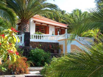 Ferienhäuser an der Westküste von La Palma