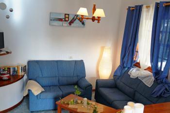 Gemütliche Sitzgruppe im Wohnbereich (Nr.2)