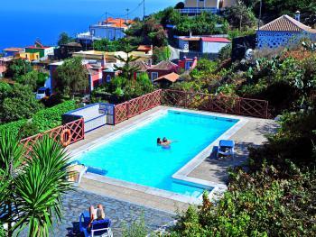 La Palma Ferienhaus mit Pool