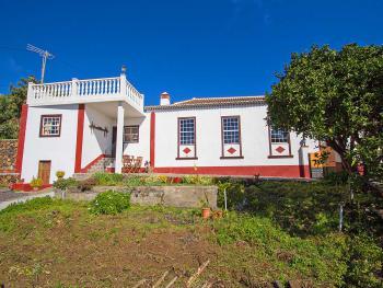 Kanarisches Ferienhaus in Puntallana